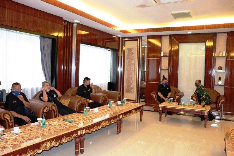 Pangdam: Kodam XVII/Cenderawasih siap dukung penyelenggaraan PON XX Papua