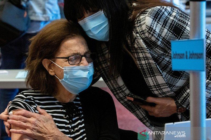 AS minta penggunaan vaksin COVID Johnson & Johnson segera dihentikan