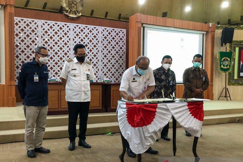 Empat OPD Yogyakarta menerapkan digitalisasi penerimaan retribusi