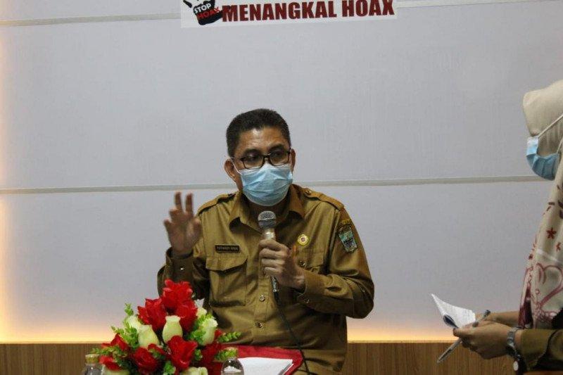40 pasien meninggal selama satu tahun penanganan COVID-19 di Padang Pariaman