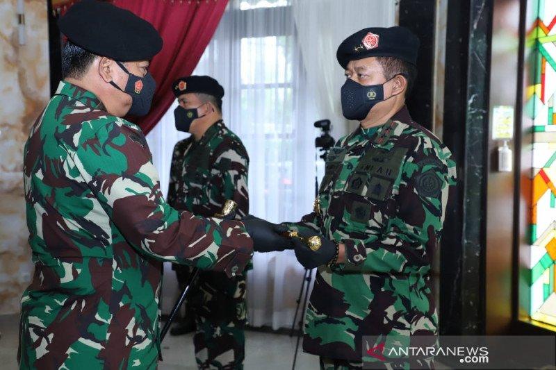 Panglima TNI Marsekal Hadi Tjahjanto pimpin Sertijab Pangkohanudnas