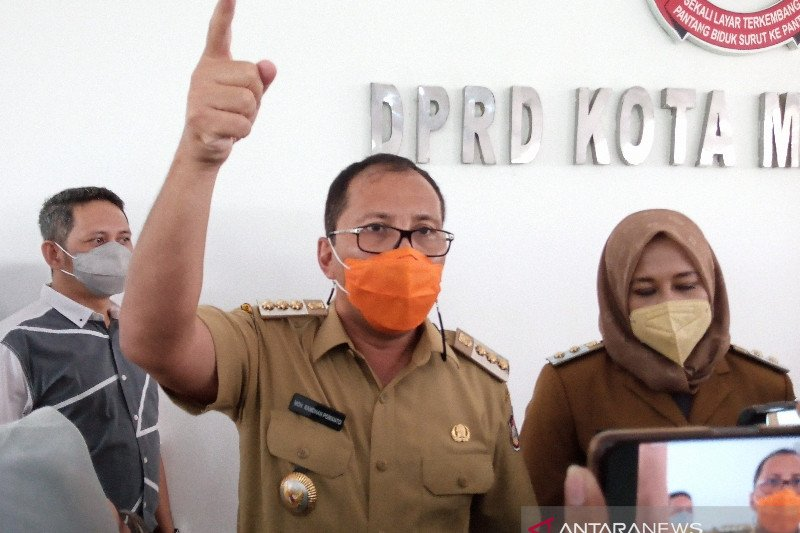 Wali Kota Makassar lelang ulang semua jabatan eselon II