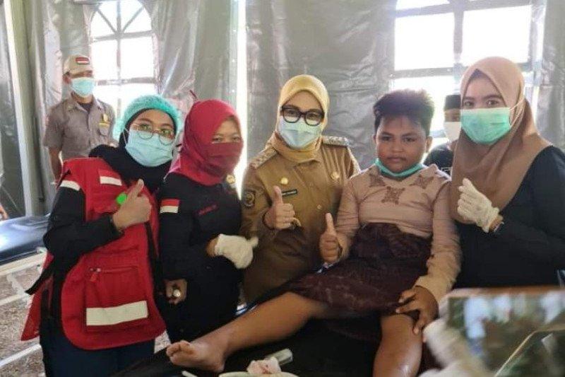 Bupati : Pelayanan RSUD Mamuju berangsur normal