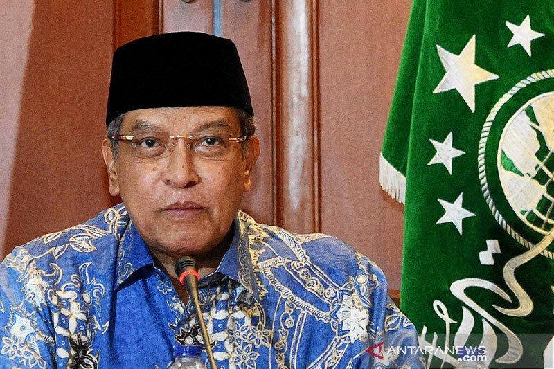 Said Aqil Siroj diangkat jadi komisaris utama PT KAI