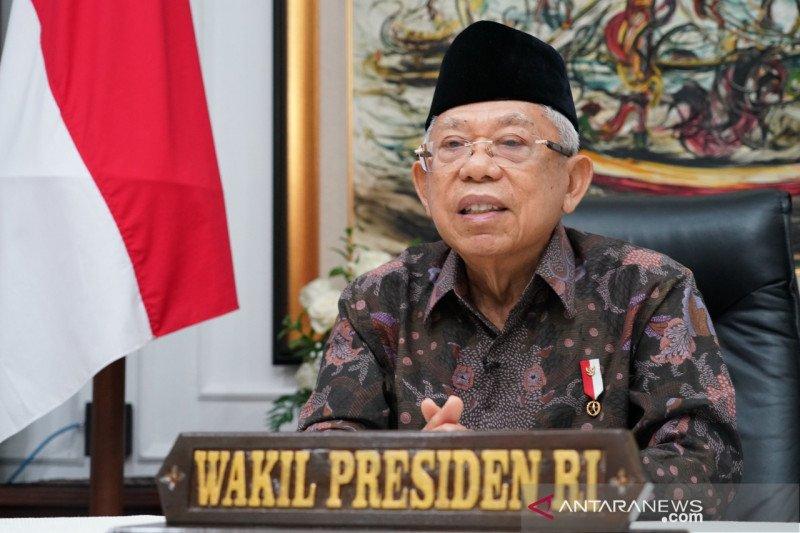 Wapres: Industri halal Indonesia targetkan kelompok pasar muslim kelas menengah