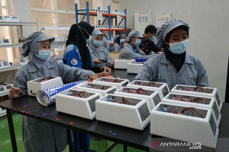 Menristek: Pemilik pabrik mengantre membeli GeNose COVID-19