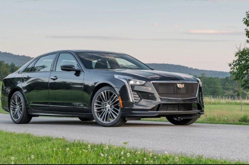 Cadillac akan hadirkan lebih banyak model Blackwing