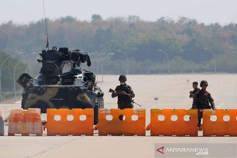 Junta militer berusaha ganti dubes Myanmar untuk PBB