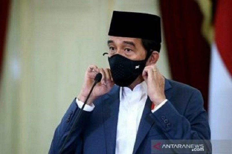 Presiden Jokowi : Target pertumbuhan ekonomi 5 persen di 2021 harus tercapai