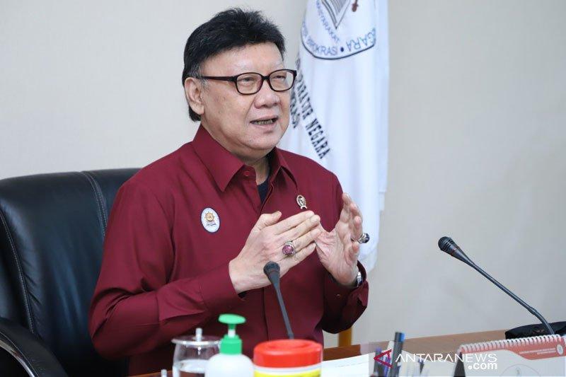 Menteri PANRB: 546 instansi usulkan kebutuhan ASN disertai dokumen lengkap
