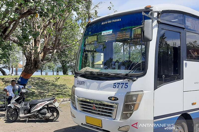 Cilacap membuka rute angkutan perintis di jalur wisata