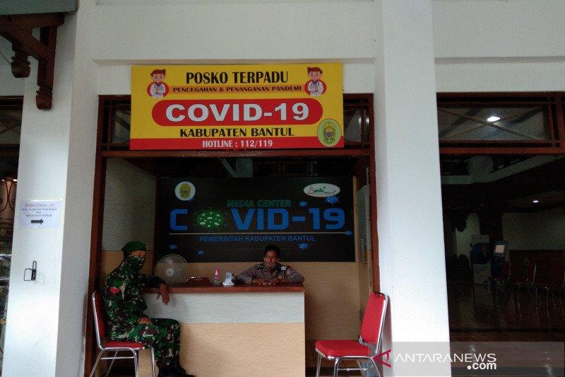 Kasus positif COVID-19 harian di Bantul turun
