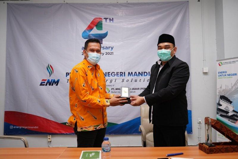 Pemprov Riau studi banding PI sektor migas ke PT Migas Hulu Jabar