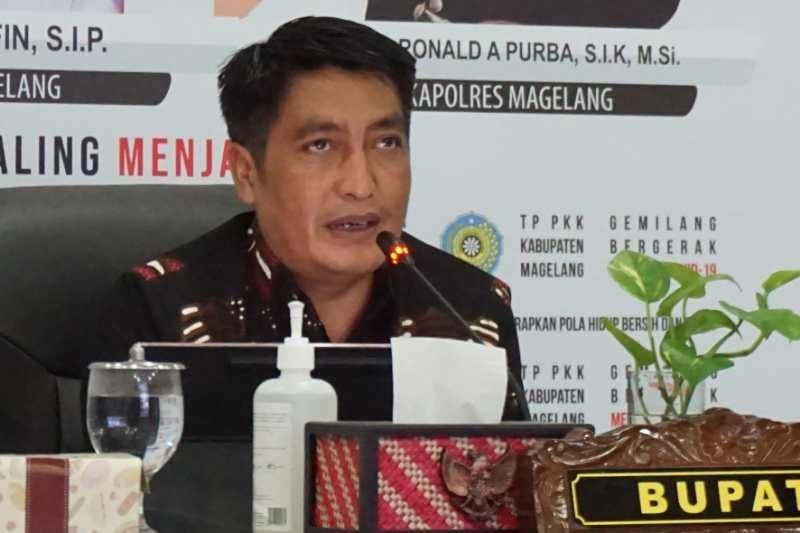 Pemkab Magelang siapkan Rp108 miliar untuk Pilkada 2024