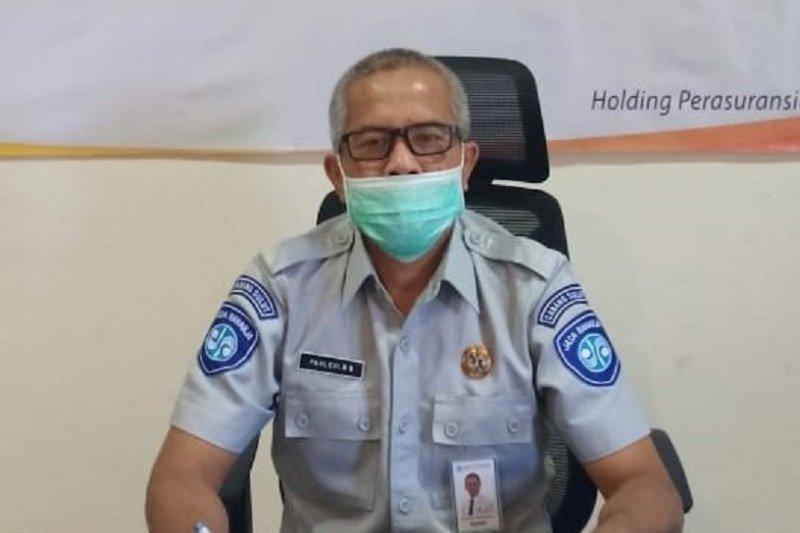 Jasa Raharja Sulawesi Utara bayarkan santunan Rp1,7 miliar selama Februari