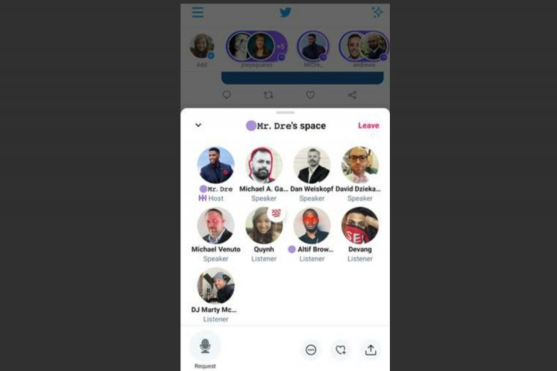 Twitter hadirkan fitur mirip Clubhouse di Android