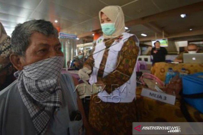 554 pedagang di Padang sudah jalani vaksin