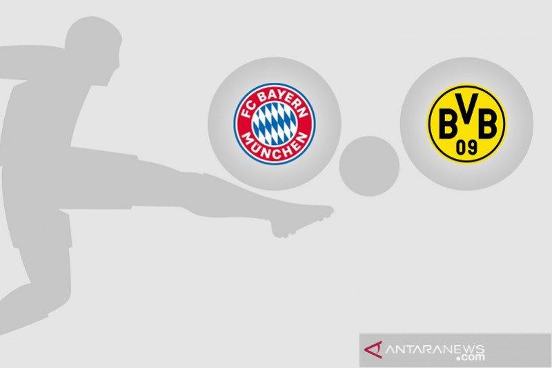 Berikut jadwal Liga Jerman, akankah Der Klassiker ganggu peluang juara Bayern?