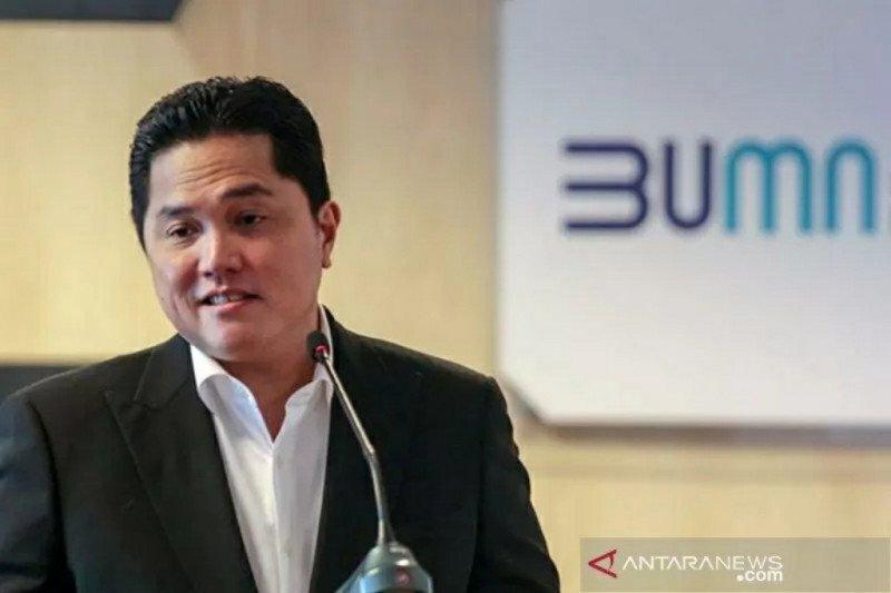 Target Erick Thohir BSI masuk 10 besar bank syariah dunia