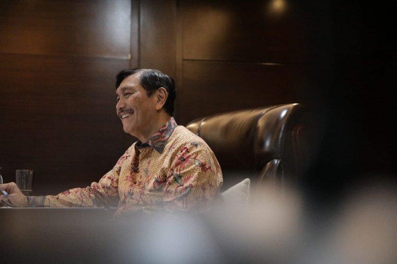 Luhut minta pembangunan infrastruktur di DIY selesai 2024