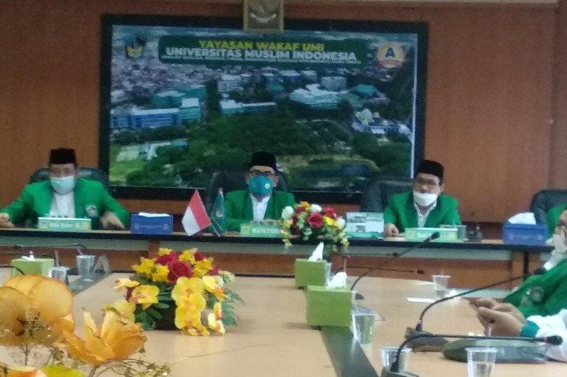 UMI Makassar siapkan kuota 4.500 maba tahun akademik 2021/2022
