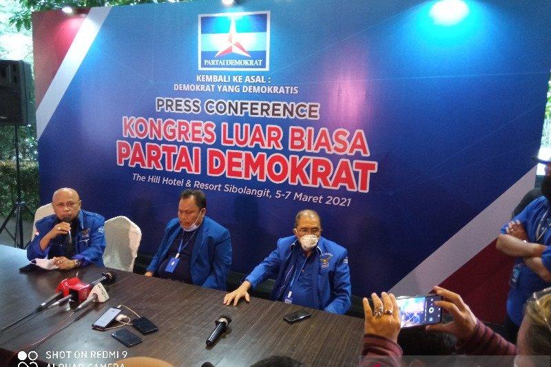 Partai Demokrat versi KLB siap gandeng Agus Harimurti Yudhoyono (AHY)