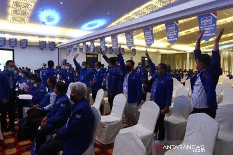 KLB Partai Demokrat di Deli Serdang