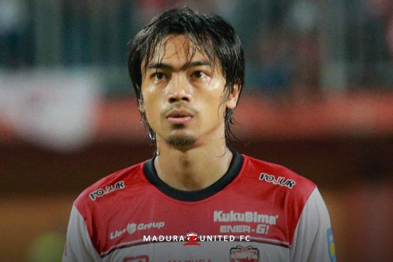 Andik Rendika segera kembali gabung skuad Madura United