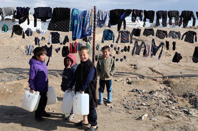 Belgia akan pulangkan anak, ibu dari kamp pengungsi tahanan Suriah