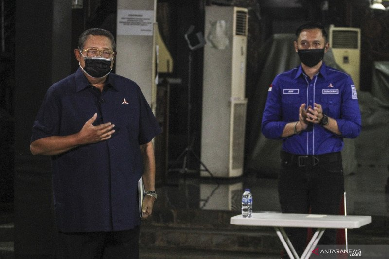 AHY gelar rangkaian rapat konsolidasi guna merespons KLB Deli Serdang