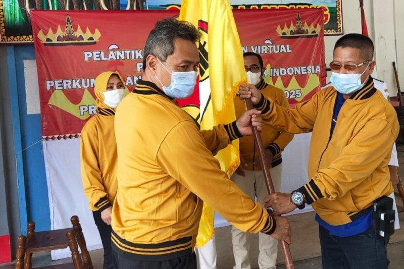 PB PABSI lantik Pengprov PABSI Lampung