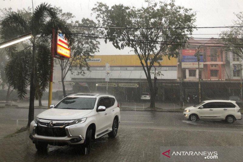 Bmkg Sampaikan Peringatan Dini Potensi Hujan Berdampak Banjir Di Aceh Antara News