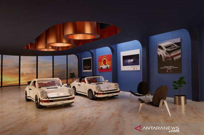 LEGO buat edisi Porsche  911 Turbo-Targa seharga Rp2,1 juta