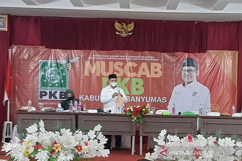 DPP tetapkan kepengurusan DPC PKB Banyumas  periode 2021-2026