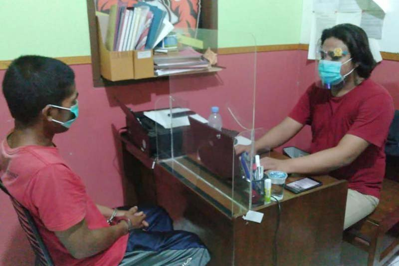 Kawanan pencuri toko elektronik Banyumas ditangkap