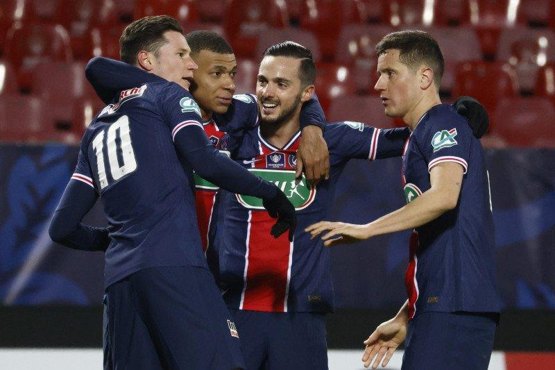 Piala Prancis - Tekuk Brest 3-0, PSG ke 16 Besar