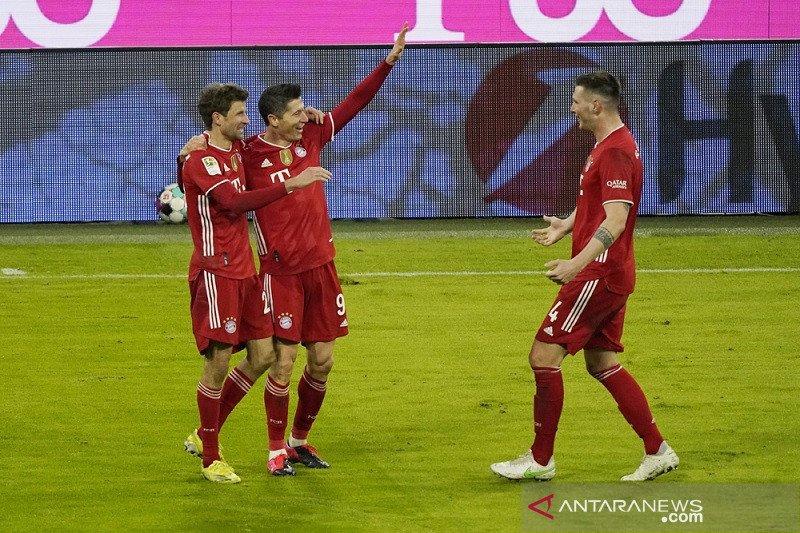 Liga Jerman: Bayern kokoh di puncak klasemen setelah Der Klassiker