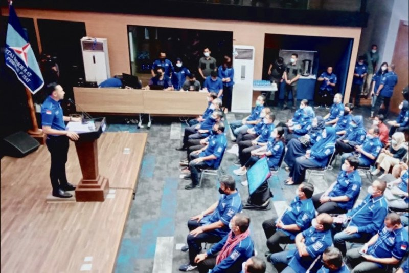 AHY sebut KLB menjadi ujian bagi masa depan demokrasi Indonesia