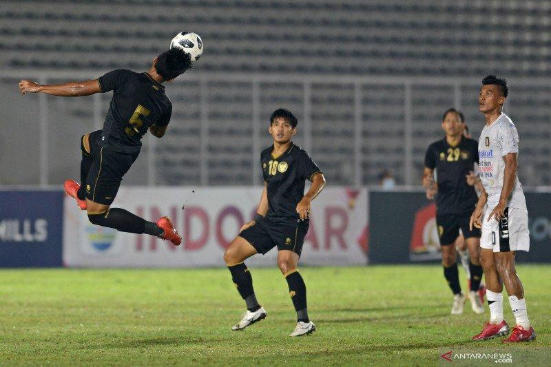Shin Tae-yong: Performa timnas  membaik