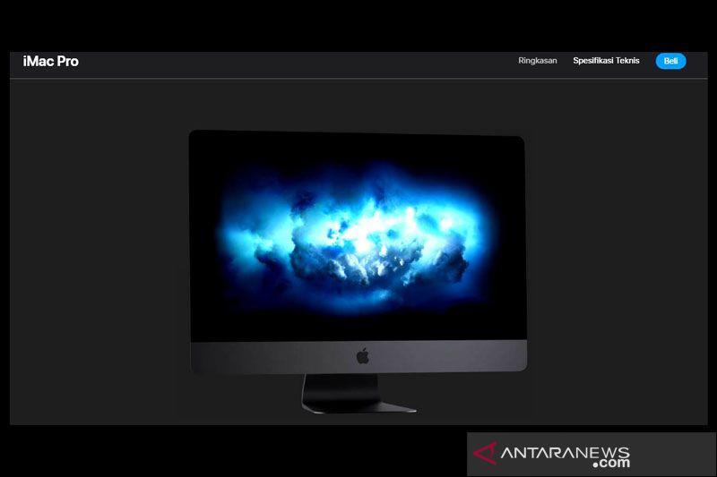 Apple akan hentikan produksi iMac Pro
