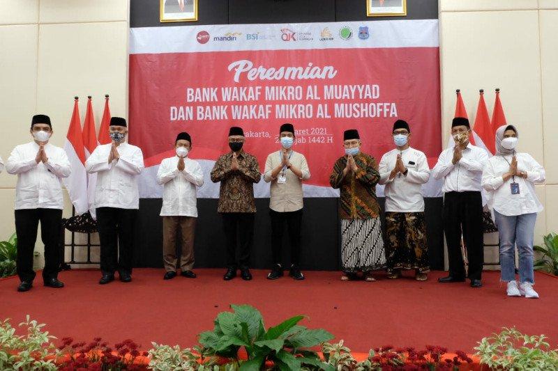 OJK: Bank Wakaf Mikro penting untuk dorong ekonomi masyarakat pesantren