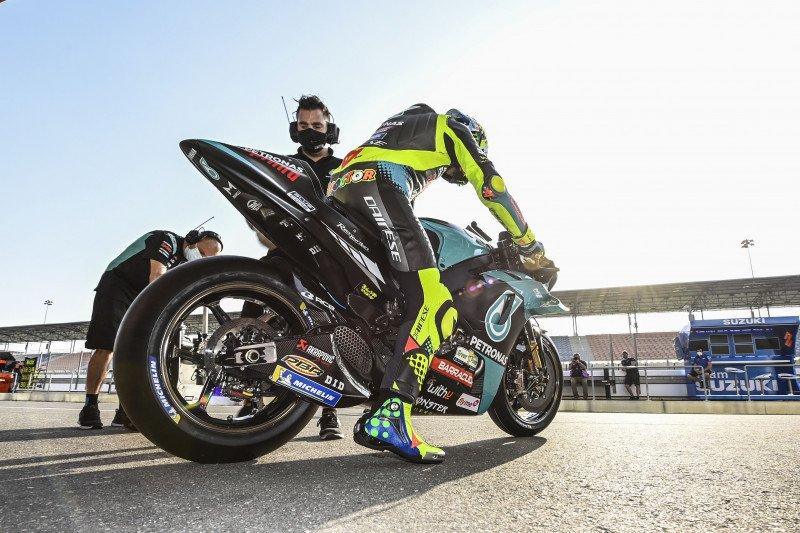 Rossi awali petualangan baru bersama  Petronas