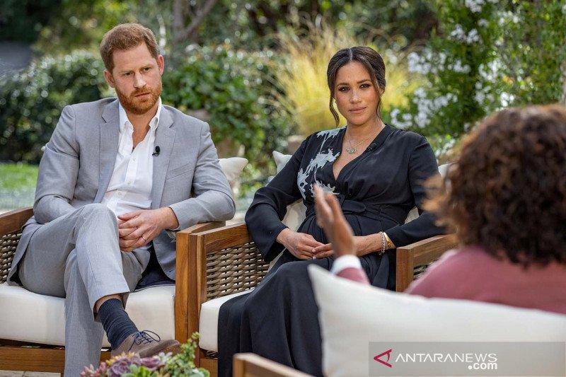Ratu Elizabet tanggapi soal wawancara Pangeran Harry dan Meghan Markle