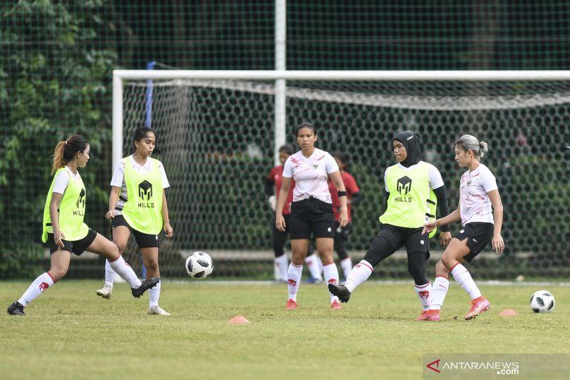 Indonesia di grup bersama Korut-Irak di Kualifikasi Piala Asia Putri 2022