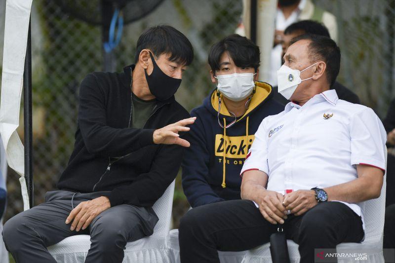 PSSI ajukan naturalisasi pemain jika diminta pelatih Shin Tae-yong