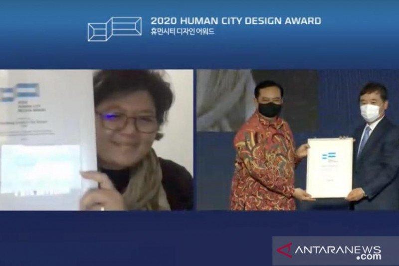 """Indonesia raih finalis """"Human City Design Awards"""" 2020  di Korsel"""