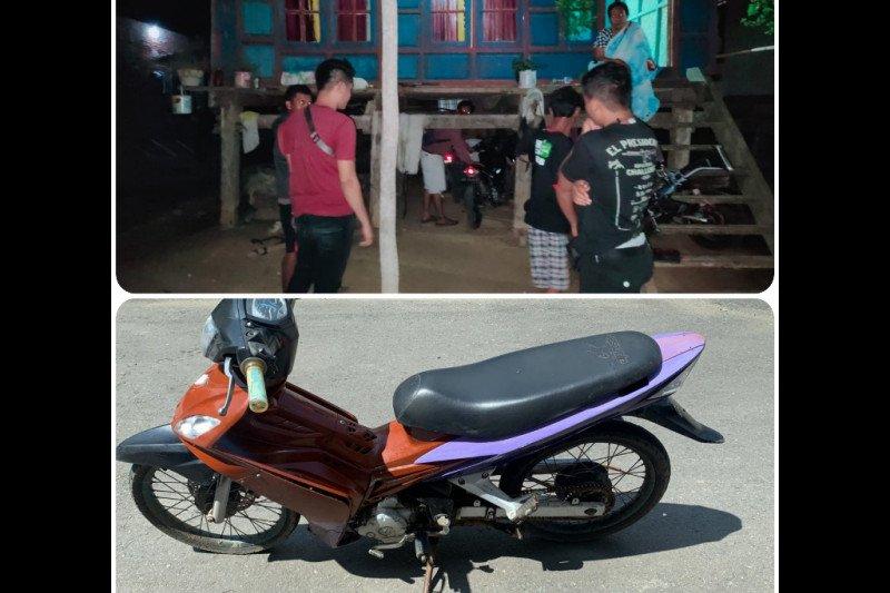 Curi sepeda motor, polisi amankan pria di Sumbawa Barat di rumahnya