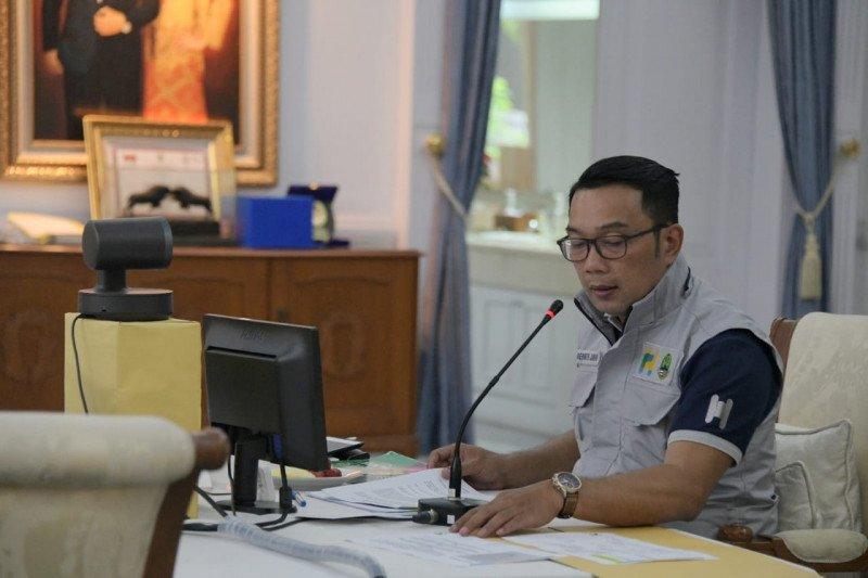 Gubernur Jabar minta warga hindari kegiatan senam secara berkerumun
