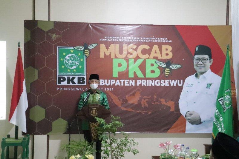 Bupati Pringsewu hadiri muscab DPC PKB Pringsewu