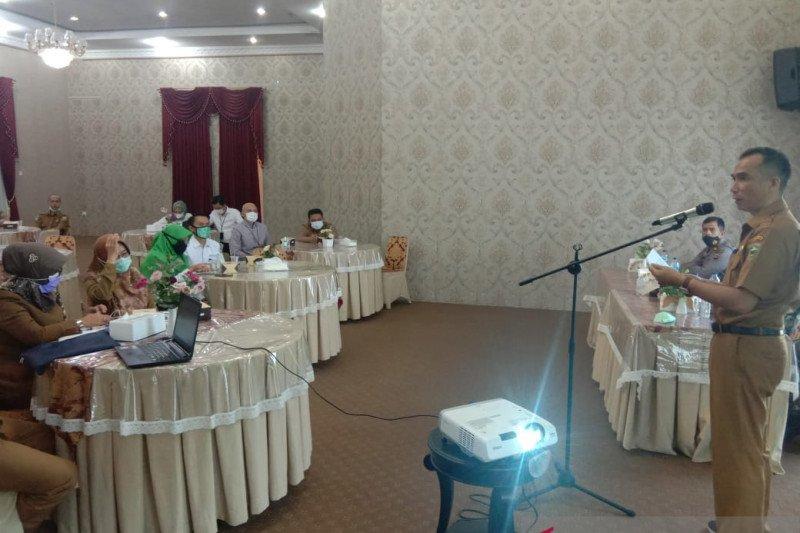 Dinkes Kabupaten Solok targetkan 1.443 orang ikuti vaksinasi COVID-19 tahap dua